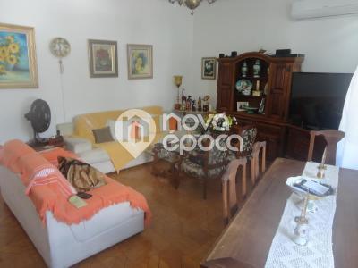 Tijuca, 3 quartos, 1 vaga, 120 m² 346061