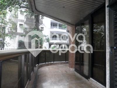 Leblon, 3 quartos, 2 vagas, 208 m² 358473