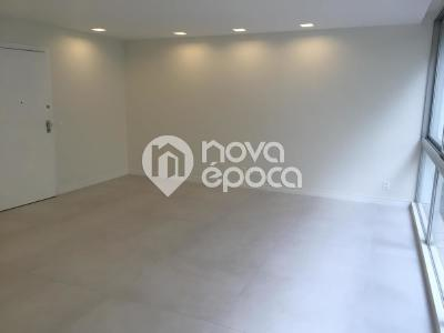 Leblon, 3 quartos, 2 vagas, 120 m² 391560