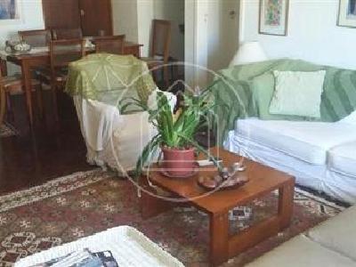 Gávea, 4 quartos, 1 vaga, 130 m² 398440