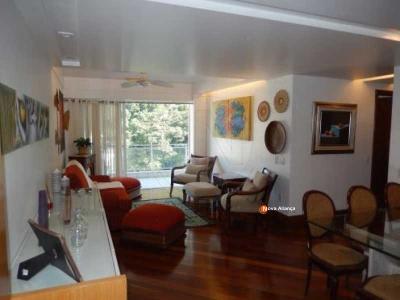 Leblon, 2 quartos, 2 vagas, 110 m² 401883