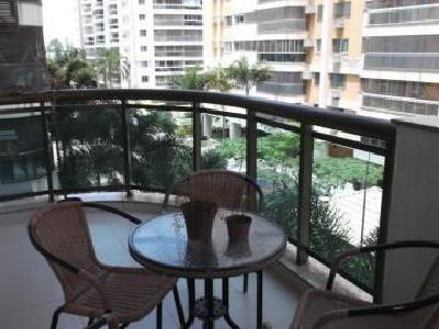 Barra da Tijuca, 2 quartos, 1 vaga, 75 m² 405591