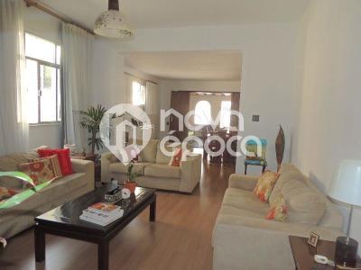 Tijuca, 4 quartos, 1 vaga, 297 m² 407271