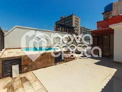 Tijuca, 3 quartos, 2 vagas, 151 m² 407343