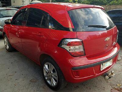 Chevrolet Agile 2014 409451