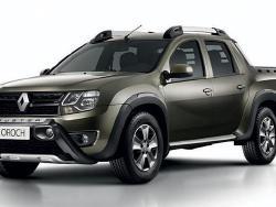Renault Duster Oroch 2017