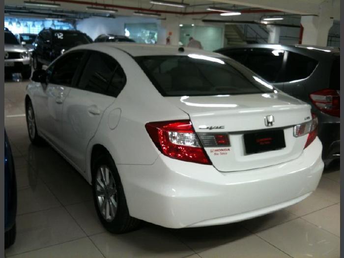 Foto 3: Honda Civic 2013