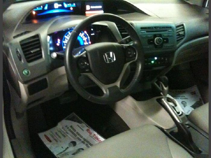 Foto 5: Honda Civic 2013
