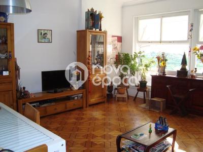 Laranjeiras, 3 quartos, 146 m² 420033