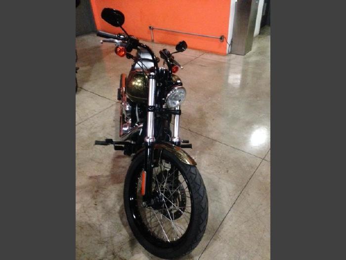 Harley-Davidson Softail Blackline 2013