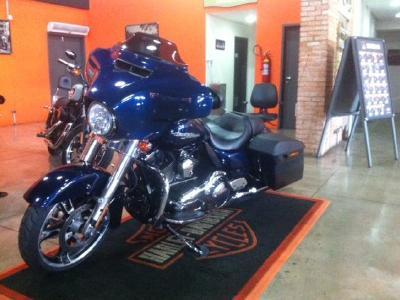 Harley-Davidson Street Glide 2014 420978
