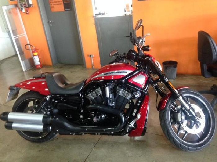 Harley-Davidson Night Rod Special 2013