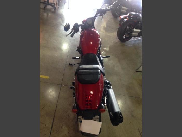 Foto 2: Harley-Davidson Night Rod Special 2013