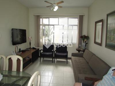 Leblon, 3 quartos, 1 vaga, 91 m² 422992
