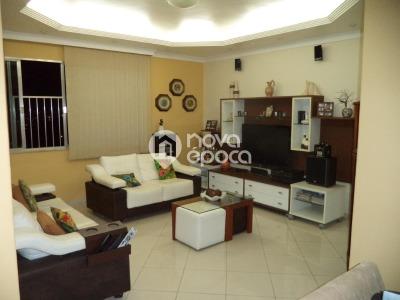 Méier, 3 quartos, 1 vaga, 112 m² 424262