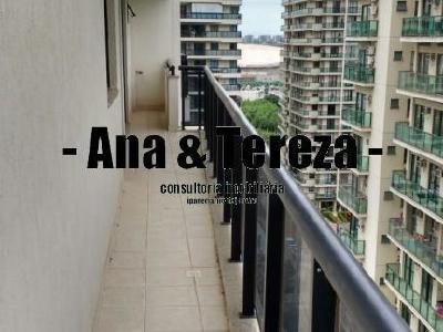 Barra da Tijuca, 3 quartos, 2 vagas, 86 m² 432914