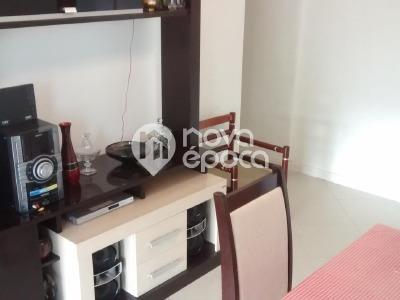 Méier, 2 quartos, 1 vaga, 55 m² 435096