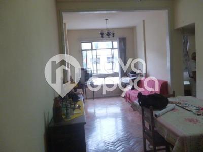 Tijuca, 3 quartos, 1 vaga, 83 m² 435490