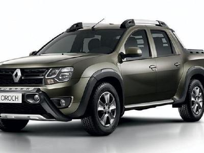 Renault Duster Oroch 2017 442264