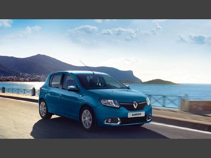 Foto 1: Renault Sandero 2017
