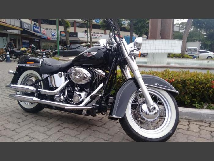 Foto 1: Harley-Davidson Softail Deluxe 2009