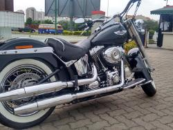 Foto 2: Harley-Davidson Softail Deluxe 2009