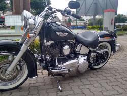 Foto 4: Harley-Davidson Softail Deluxe 2009