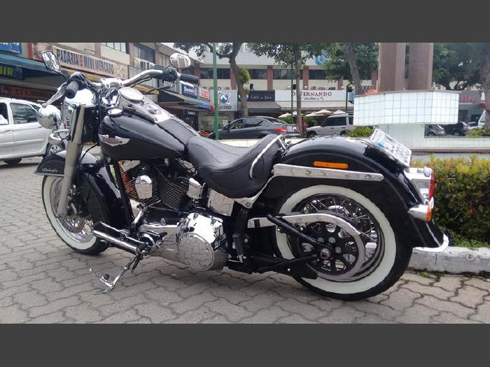 Foto 5: Harley-Davidson Softail Deluxe 2009