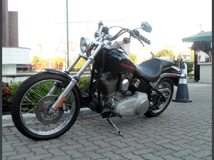Foto 1: Harley-Davidson Fx 2008