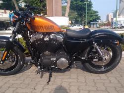 Harley-Davidson Forty-Eight 2015