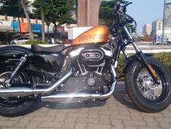 Foto 1: Harley-Davidson Forty-Eight 2015