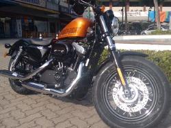 Foto 2: Harley-Davidson Forty-Eight 2015
