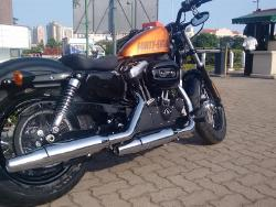 Foto 3: Harley-Davidson Forty-Eight 2015