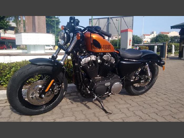 Foto 4: Harley-Davidson Forty-Eight 2015