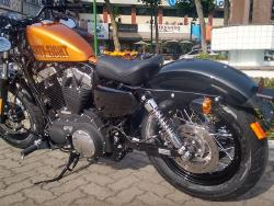 Foto 5: Harley-Davidson Forty-Eight 2015