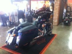Foto 2: Harley-Davidson Street Glide 2014