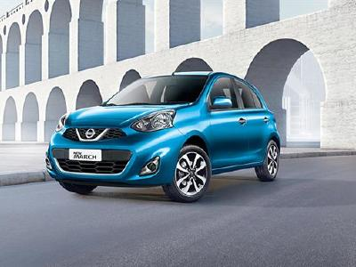 Nissan March 2017 442332
