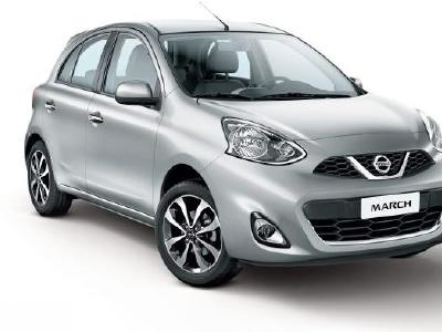 Nissan March 2017 442333