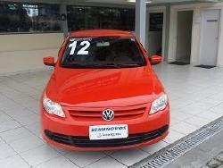 Foto 1: Volkswagen Gol 2012