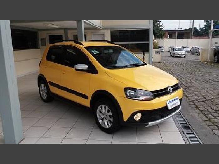 Volkswagen Crossfox 2014