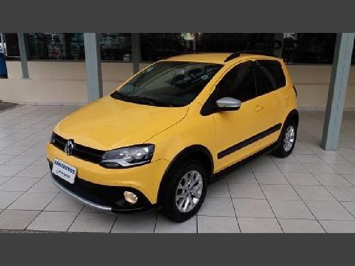 Foto 2: Volkswagen Crossfox 2014