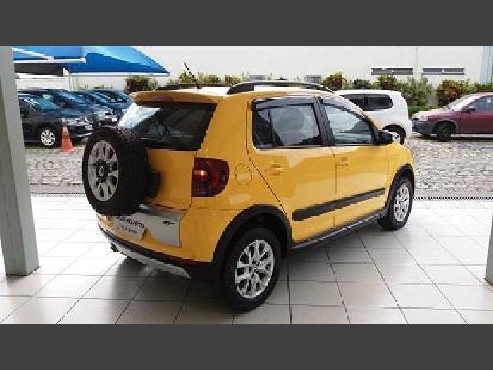 Foto 4: Volkswagen Crossfox 2014