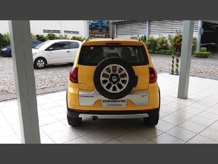 Foto 5: Volkswagen Crossfox 2014