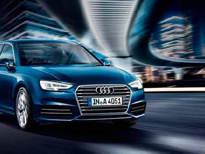Audi A4 2017 442584