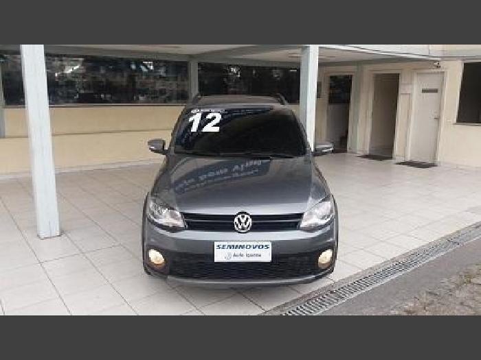 Volkswagen Space Cross 2012