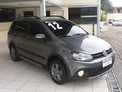Foto 5: Volkswagen Space Cross 2012