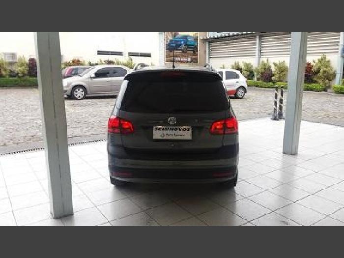 Foto 6: Volkswagen Space Cross 2012