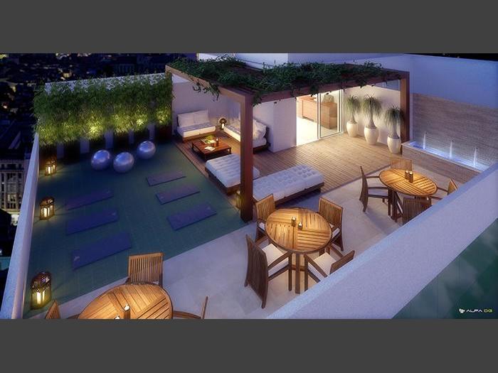 Foto 14: Centro, 1 vaga, 21 m²