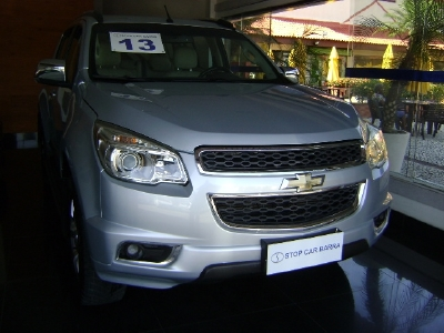 Chevrolet Trailblazer 2013 442947