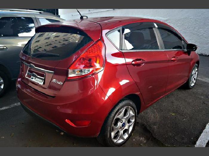 Foto 4: Ford Fiesta 2013